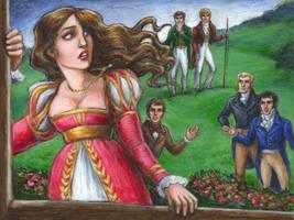 League of Rogues: The Escape by suburbanbeatnik