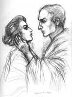 Cicero and Clodia III by suburbanbeatnik