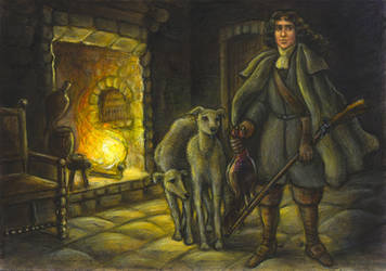John Graham of Claverhouse, After the Hunt by suburbanbeatnik