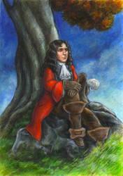 John Graham of Claverhouse, Under a Tree by suburbanbeatnik