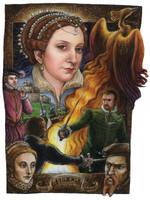 The Phoenix Queen by suburbanbeatnik
