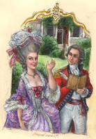 American Rococo by suburbanbeatnik