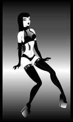 MistressPandoraByArtistHazzard by alt-couture
