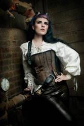 Steam Punk by vampireleniore by alt-couture