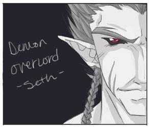 Lord Seth - Storyboard by Sayda
