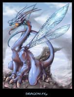 DRAGON.Fly by Sayda