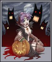 ..:Happy Halloween:.. by Sayda