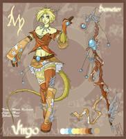 :.Virgo:.:Design Sheet.: by Sayda