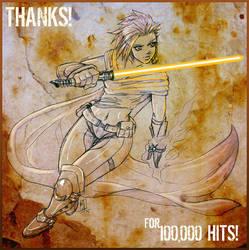 100,000 Hits by Sayda