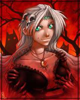 Halloween Chaos by Sayda