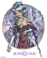 Megami Zeal by Sayda