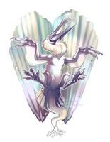 Nacre Raptor by Yamita
