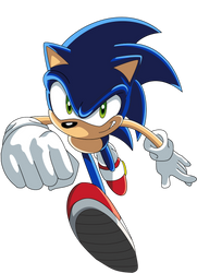 SONIC X STYLE by Noble-Maiden