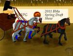 BMa Draft show- Unicorn Hitch by Shayla-Estate
