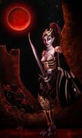 LoK - Zephonim Female Vampire by ak-47