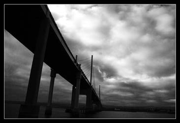 Kessock Bridge 2 by coliander