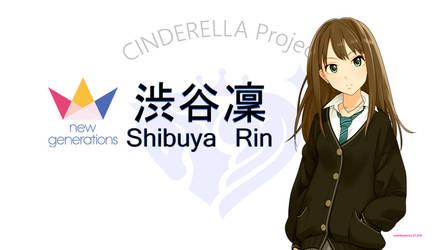 Shibuya Rin #2 by junshibuya