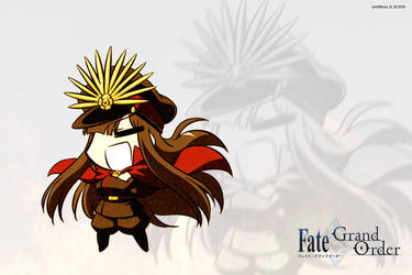 Oda Nobunaga FGO by junshibuya