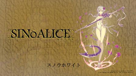 Sino Alice - Snow White 01 by junshibuya
