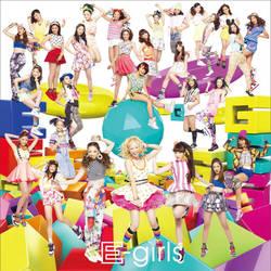 Japanese Girls Group E-GIRLS by moneyistruth