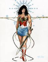 Wonder Woman by RichardCox
