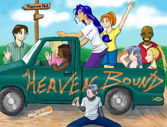 Heaven Bound by celestialmaiden