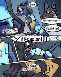 Lucario tf page 2 by inuebony