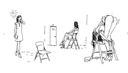 chair.. by fataFivena
