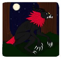 Poke-mythology - Weavile Wendigo by BambisParanoia