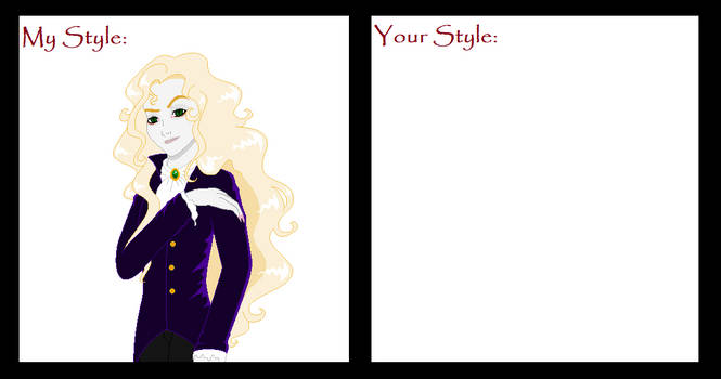 My Style, Your Style - David by BambisParanoia