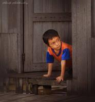 a boy by randyrakhmadany