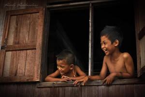 Indonesian Children by randyrakhmadany