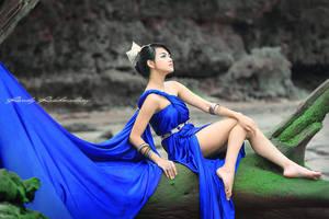 Angel of Djava by randyrakhmadany