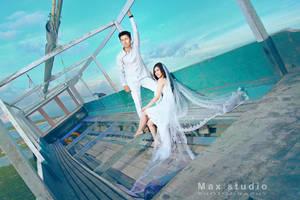 Gili Trawangan with Love by randyrakhmadany