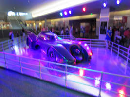 Batmobile by AgnosticDragon