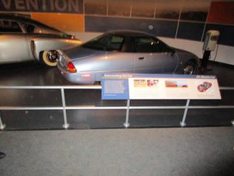 General Motors EV1 by AgnosticDragon