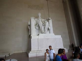 Lincoln Memorial by AgnosticDragon