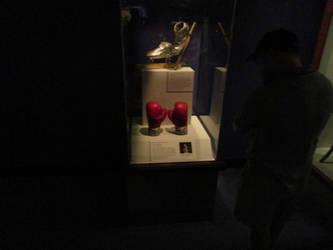 Muhammad Ali boxing gloves by AgnosticDragon