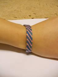 friendship bracelet by ami-d-v