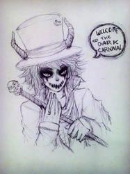 Dark Carnival: Gamzee by XmegafuzzyslippersX