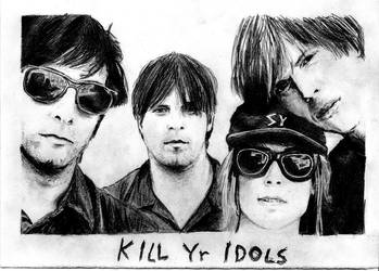 Kill Yr Idols by FortyThreePercent