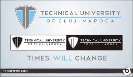 Technical University logo by thomasdei