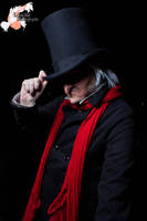 Mister Ebenezer Scrooge by xHee-Heex