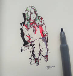 billie by EunniePop