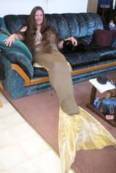 Mermaid Tail costume by opus-palladianum