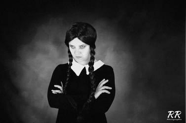Wednesday Addams 4 by Kato-Matsu