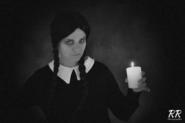 Wednesday Addams 5 by Kato-Matsu