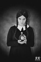 Wednesday Addams 6 by Kato-Matsu