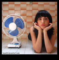 Autoportret: Summer by kaya01