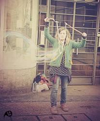 Street bubbles by kaya01